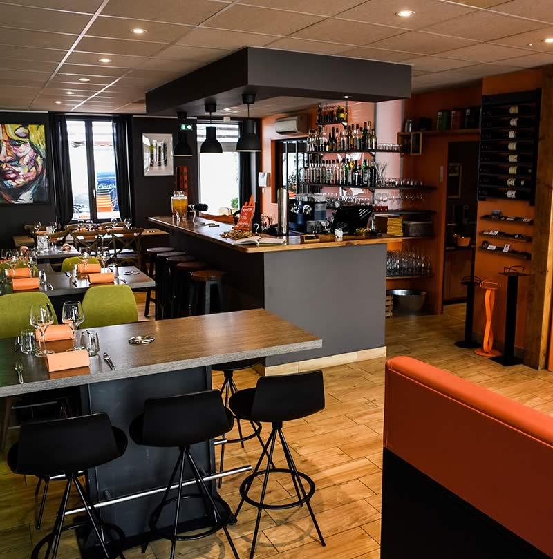 Presentation-restaurant